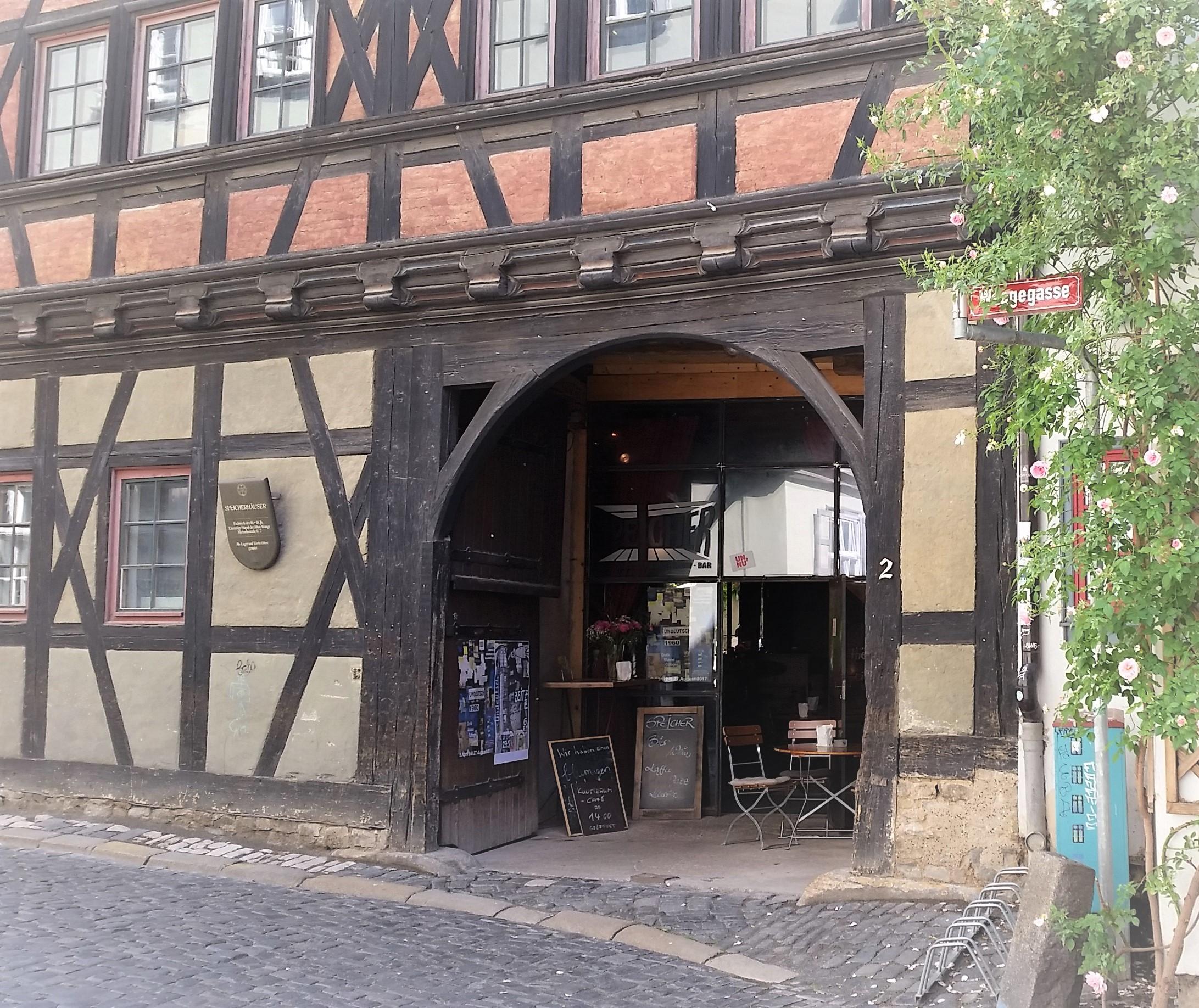 Erfurt-Lese | Speicher